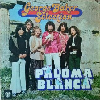 George Baker Selection - Paloma Blanca (LP, Album, TEL)
