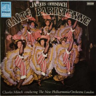 Offenbach*, Charles Münch*, New Philharmonia Orchestra - Gaité Parisienne (LP, RE)