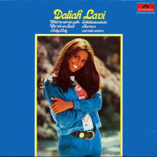 Daliah Lavi - Daliah Lavi (LP, Album, Clu)