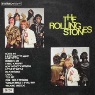 The Rolling Stones - The Rolling Stones (LP, Album, RE)