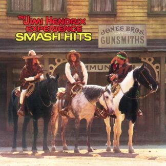 The Jimi Hendrix Experience - Smash Hits (LP, Comp, RE, RM)