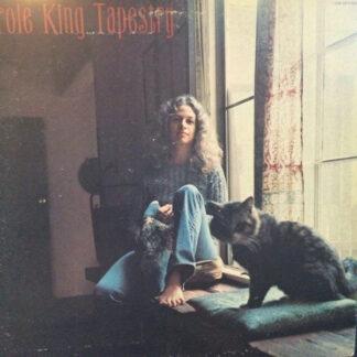 Carole King - Tapestry (LP, Album, Ter)