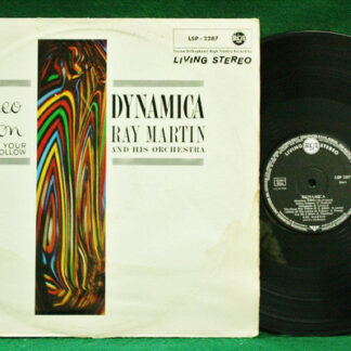 Ray Martin And His Orchestra - Dynamica (LP, Album)