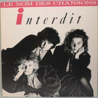 Interdit - Le Nom Des Chansons (12