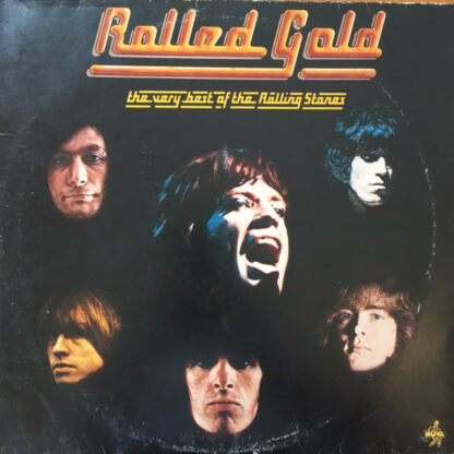 The Rolling Stones - Rolled Gold - The Very Best Of The Rolling Stones (2xLP, Comp, Gat)