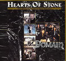 "Domain (2) - Hearts Of Stone (12"")"