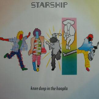 Starship (2) - Knee Deep In The Hoopla (LP, Album)