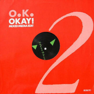 """O.K. - Okay! (Mixed Media Edit) (12"""", Maxi)"""