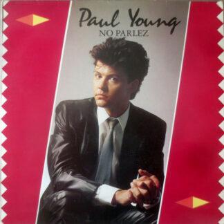 Paul Young - No Parlez (LP, Album, Whi)