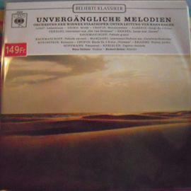 Orchester Der Wiener Staatsoper under leitung von Hans Hagen - Unvergängliche Melodien (LP, Comp)