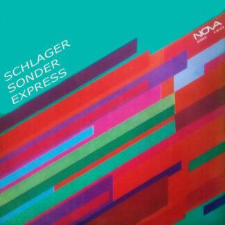 Various - Schlager Sonder Express (LP, Comp)