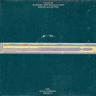 The Alan Parsons Project - Tales Of Mystery And Imagination (LP, Album, RP, Gat)