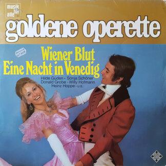 Various - Wiener Blut / Eine Nacht In Venedig (LP, Comp)