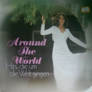 John Henry Borland And His Orchestra - Around The World - Hits, Die Um Die Welt Gingen (LP, Club)