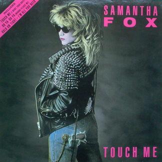 Samantha Fox - Touch Me (LP, Album, DMM)