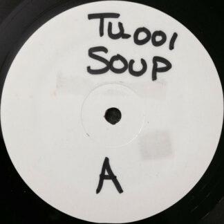 "Soup - New York - London - Paris - Chicago (12"", W/Lbl)"