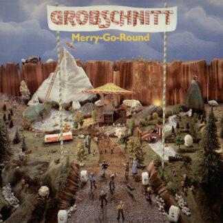 Grobschnitt - Merry-Go-Round (LP, Album)