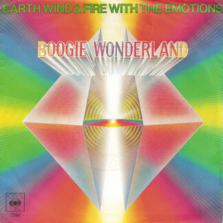 "Earth, Wind & Fire With The Emotions - Boogie Wonderland (7"", Single)"