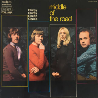 Middle Of The Road - Chirpy Chirpy Cheep Cheep (LP, Album, Club)