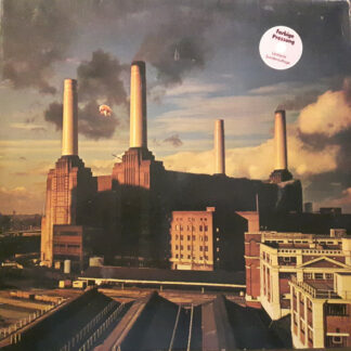 Pink Floyd - Animals (LP, Album, Ltd, S/Edition, Pin)