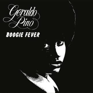 Geraldo Pino - Boogie Fever (LP, Album, RE)