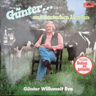 Günter Willumeit - Günter... Aus Deutschen Landen (LP, Liv)