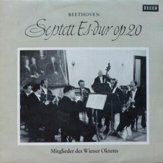 Ludwig van Beethoven, Mitglieder Des Wiener Oktetts - Septett Es-Dur, op. 20 (LP)