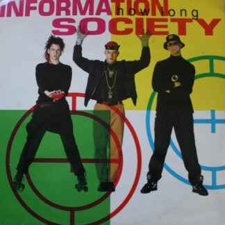 "Information Society - How Long (12"")"