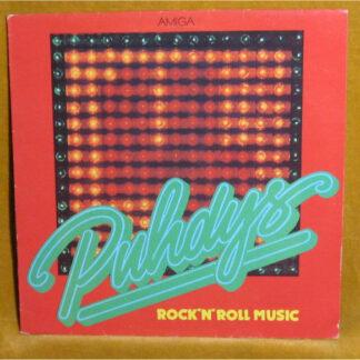 Puhdys - Rock'N'Roll Music (LP, Album, RE)
