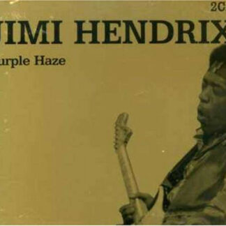 Jimi Hendrix - Purple Haze (2xCD, Comp)