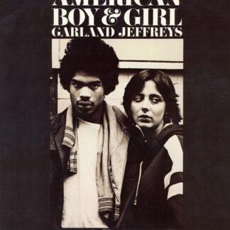 Garland Jeffreys - American Boy & Girl (LP, Album)