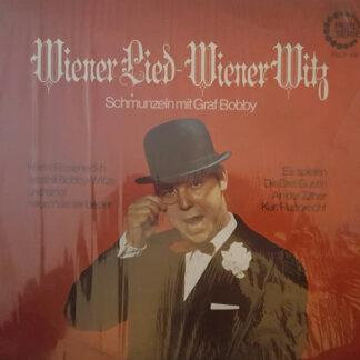 Hans Roseneckh - Wiener Lied - Wiener Witz (LP, Album)