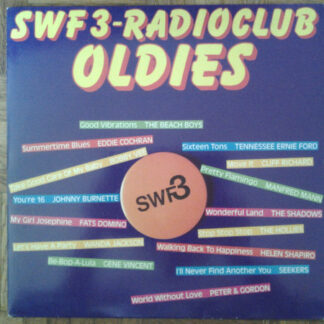 Various - SWF3-Radioclub Oldies (LP, Smplr)