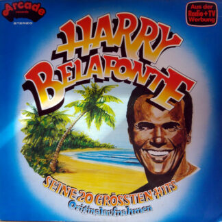 Harry Belafonte - Seine 20 Grössten Hits - Originalaufnahmen (LP, Comp, Mono)