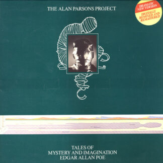 The Alan Parsons Project - Tales Of Mystery And Imagination - Edgar Allan Poe (LP, Album, RE, RM, Gat)