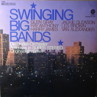 Various - Swinging Big Bands (LP, Comp, S/Edition)