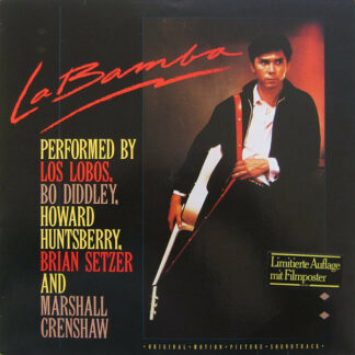 Various - La Bamba - Original Motion Picture Soundtrack (LP, Comp, 1st)