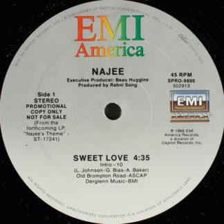 Najee - Sweet Love (12