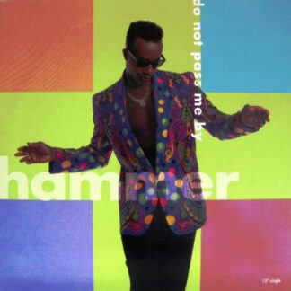 """Hammer* - Do Not Pass Me By (12"""", Single)"""