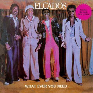 Elcados* - What Ever You Need (LP, Album, RE)