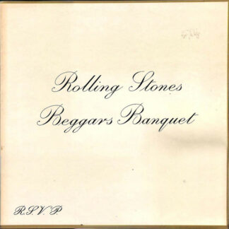 The Rolling Stones - Beggars Banquet (LP, Album, RP, Gat)