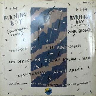 """CaVa CaVa - Burning Boy (12"""")"""