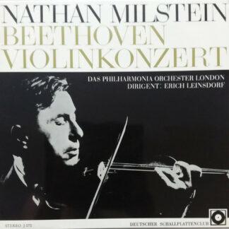 Ludwig van Beethoven, Nathan Milstein - Violinkonzert D-Dur, Op.61 (LP, Album)