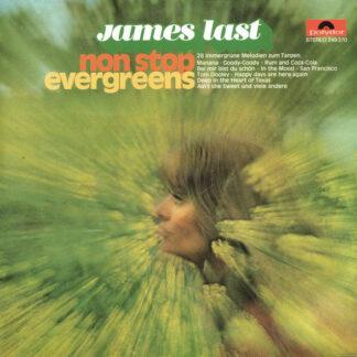 James Last - Non Stop Evergreens  (LP, Mixed)