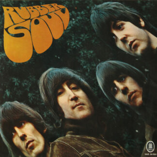 The Beatles - Rubber Soul (LP, Album)