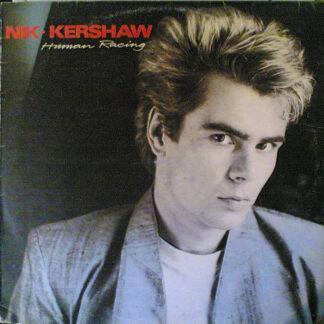 Nik Kershaw - Human Racing (LP, Album)