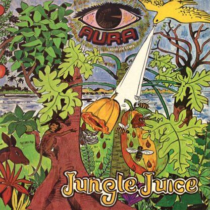 Aura* - Jungle Juice (LP, Album, RE, Gat)