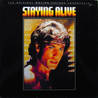 Various - Staying Alive (The Original Motion Picture Soundtrack) (LP, Album, Gat)