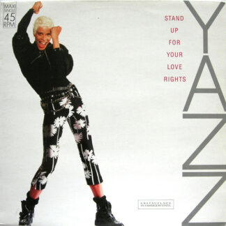 "Yazz - Stand Up For Your Love Rights (12"", Maxi, Red)"