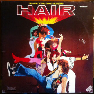 Galt MacDermot - Hair (Original Soundtrack Recording) (2xLP, Album, Blu)